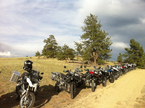 bike lineup